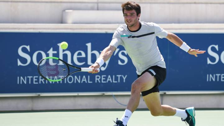 Pedro Martinez Pasa Al Cuadro Final Del Open De Australia