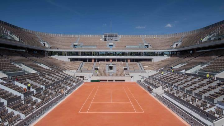 """Alarma Roland Garros: """"Sería un problema organizarlo a puerta ..."""