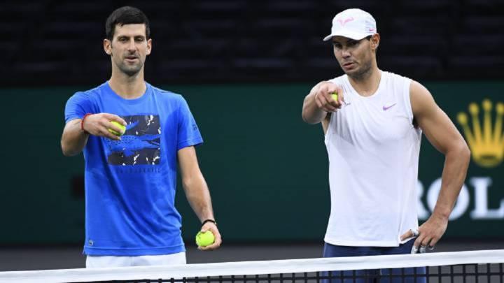 Nadal Si Nos Obligan Djokovic Se Tendra Que Vacunar Si Quiere Seguir Jugando Al Tenis As Com