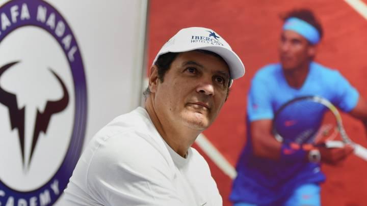 """Toni Nadal: """"El mejor deportista de la historia es Messi"""""""
