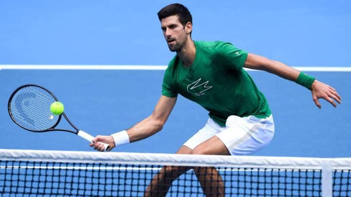 Djokovic se pone un nuevo reto tras ser elegido el 'mejor' - AS.com