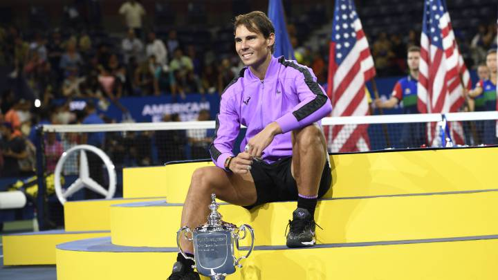 Rafa Nadal pulls out of the US Open