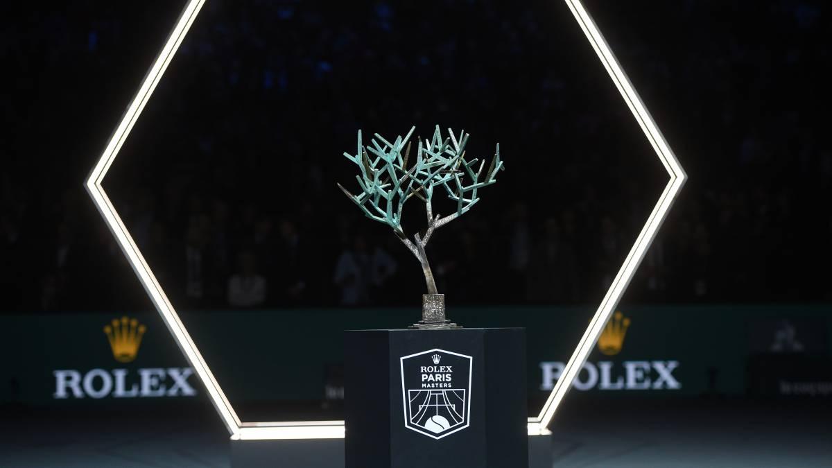 El Masters 1.000 de París se jugará sin público en las gradas