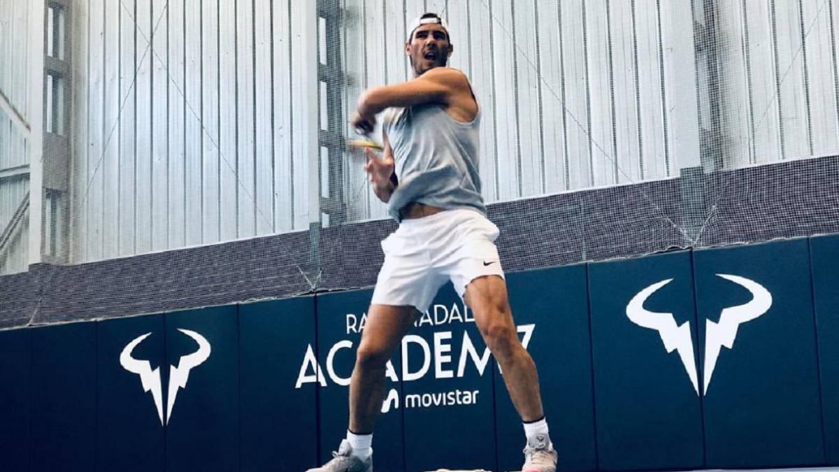 Nadal, a por París y las ATP Finals, dos torneos malditos