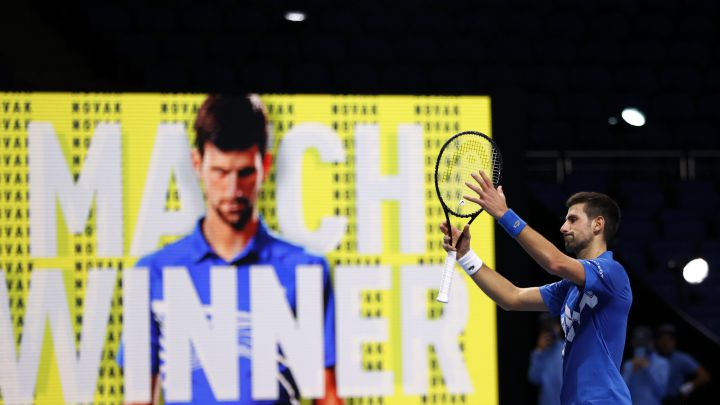 Djokovic, suma y sigue