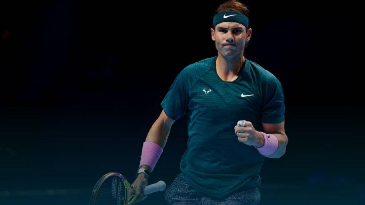 Nadal es el tenista con más años consecutivos ganando títulos - AS.com