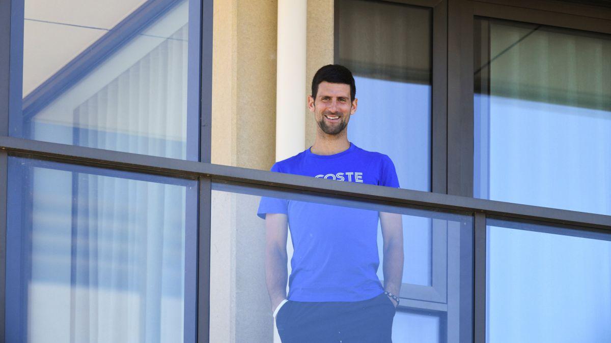 McGregor fumes against Djokovic and critics of Australian Open Quarantine