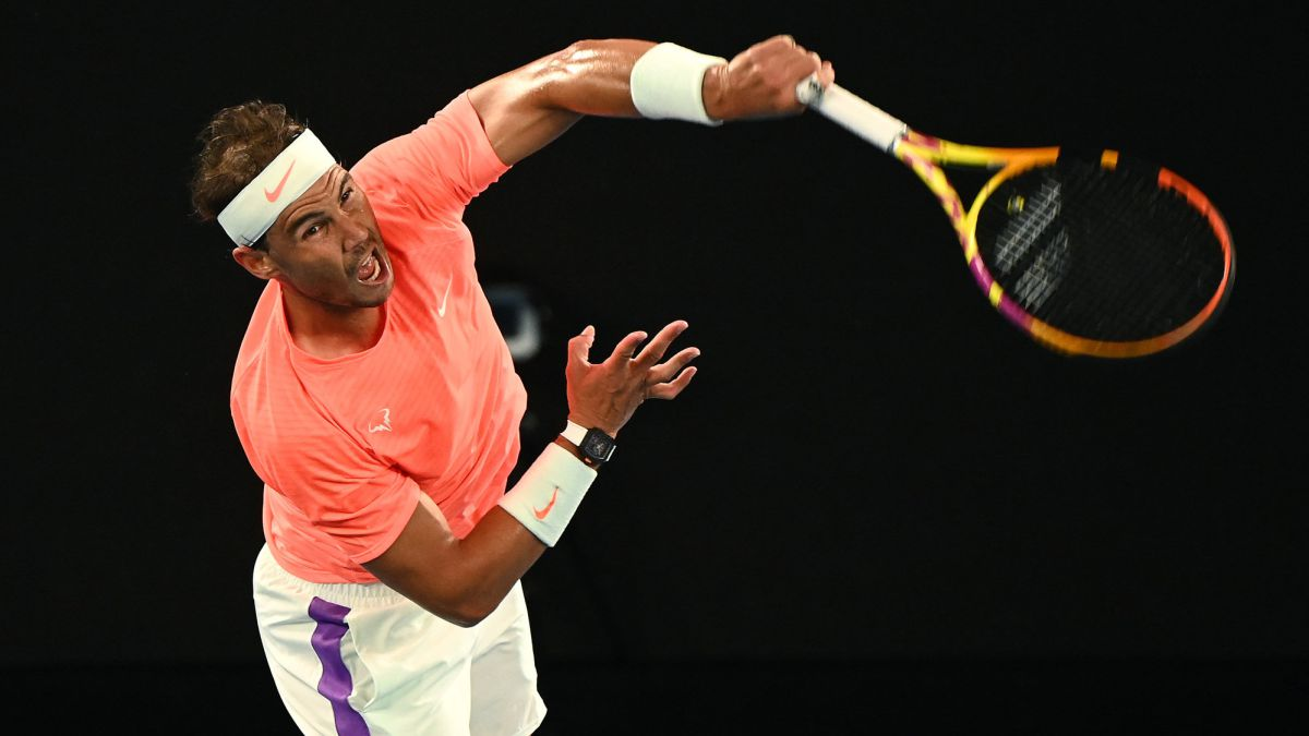 Nadal advances to Eighth with good Physical Sensations