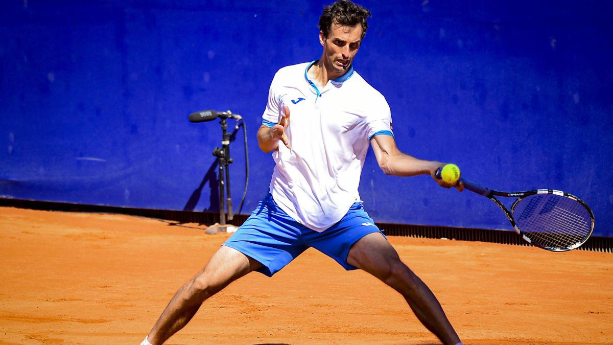 Albert Ramos vence a Nagal y alcanza su segunda semifinal