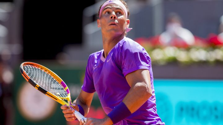 Rafa Nadal Madrid 2021