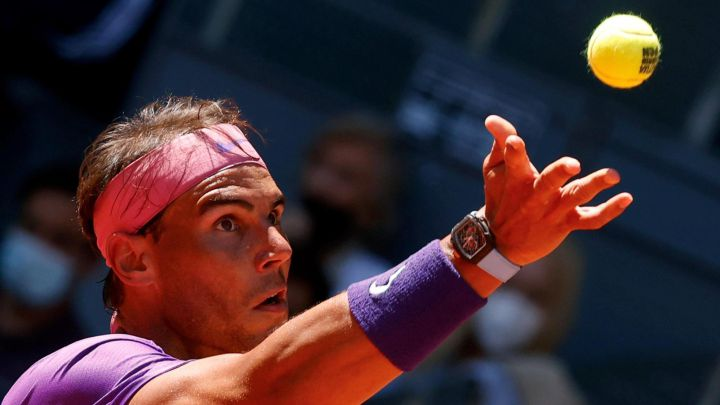"""Nadal, tough: """"At the moment of truth, I have done everything wrong"""""""