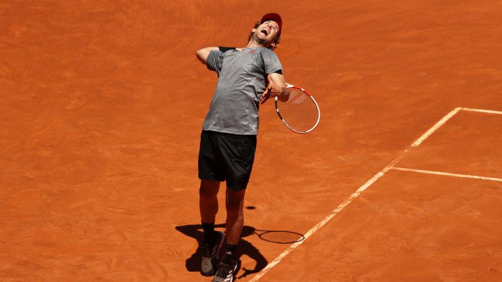 Semifinals of the Mutua Madrid Open: schedule, TV and how to watch live online