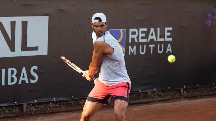 Nadal and Muguruza, to clear doubts in Rome