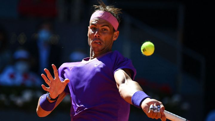 Nadal - Sinner: schedule, TV and how to watch in the 2021 Rome Masters