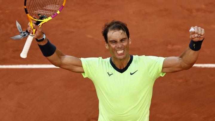 """Nadal: """"I"""
