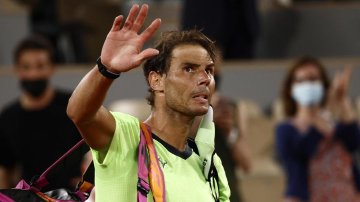 """Nadal: """"I will return with the illusion and the necessary work"""""""