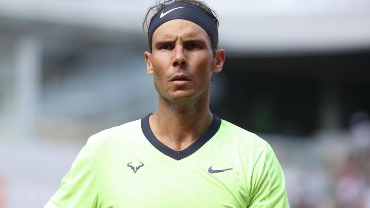 How many times has Nadal lost at Roland Garros?
