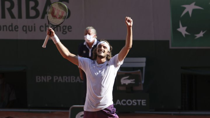 Tsitsipas will take Nadal number three if he is champion
