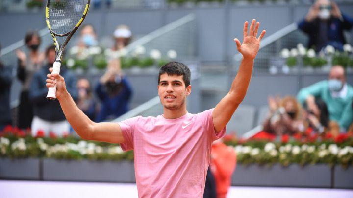 Carlos Alcaraz receives an invitation to debut at Wimbledon