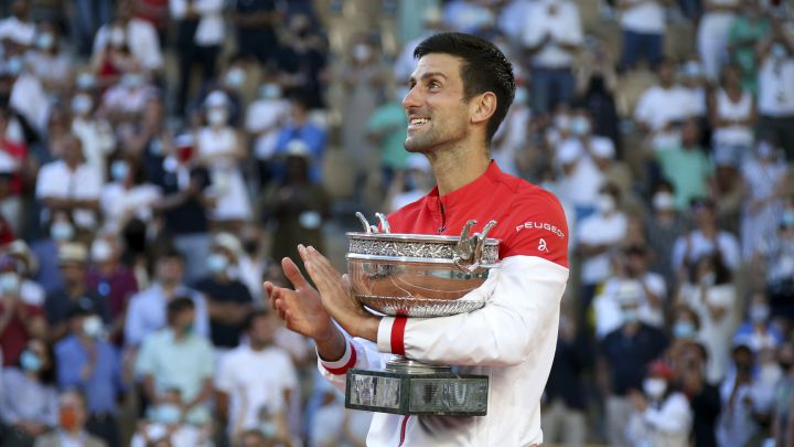"""Djokovic and GOAT: """"I leave it to the tennis experts and the fans"""""""