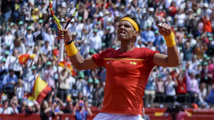 """The RFET creates the """"National Tennis Day"""" on Nadal"""