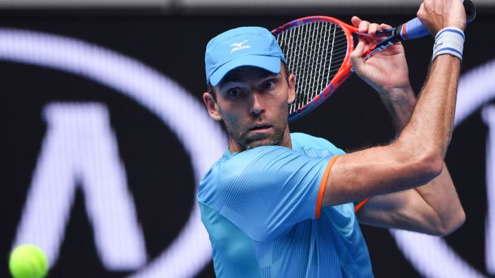 Karlovic begins his farewell tour in Los Cabos