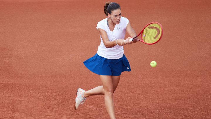Parrizas advances in Poland and Bucsa loses in Italy