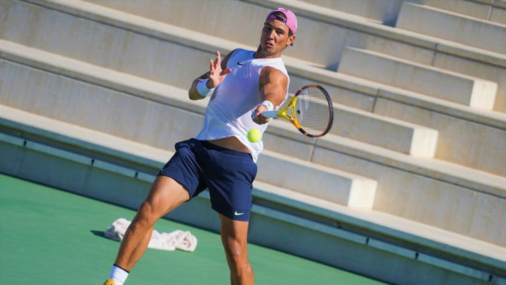 Nadal finalizes his set-up for the North American tour