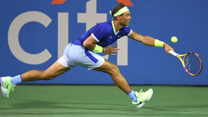 """Nadal: """"The foot bothered me a little more than necessary"""""""