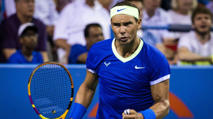 """Nadal will be in Toronto: """"The foot has worked better"""""""