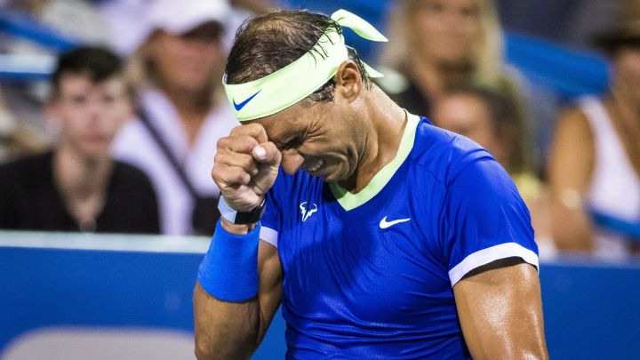 Rafa Nadal stays out of the top-3 four years later