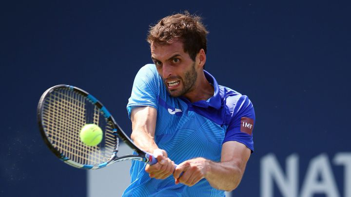 Ramos says goodbye to Toronto in the first round against Cilic