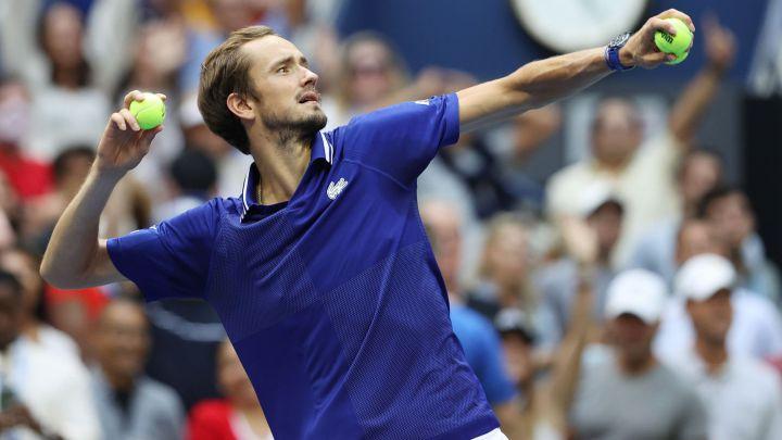 Medvedev peleará otra vez por el título en Nueva York - AS.com