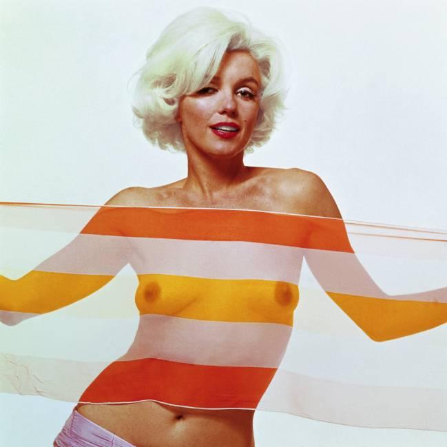 Marilyn Monroe Subastan Las Fotografías De Su última Sesión Ascom