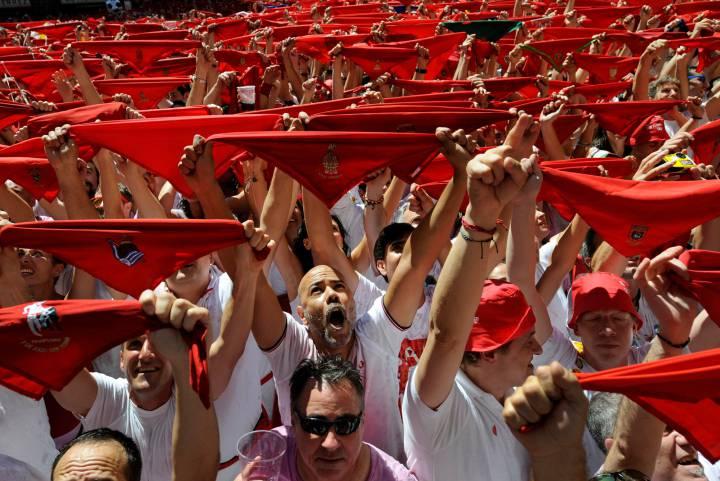 San Fermín 2016 Guía Para Disfrutar De Las Fiestas Ascom
