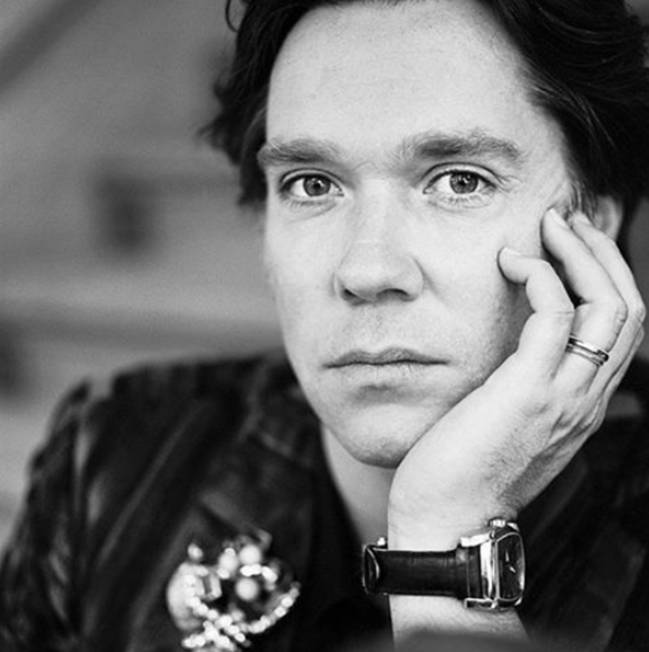 Rufus wainwright naked
