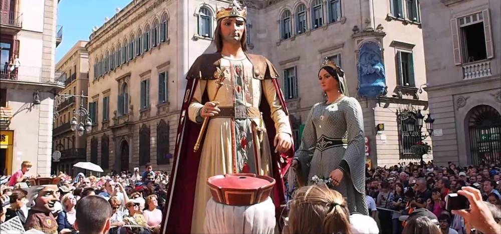 Agenda y conciertos de las fiestas de la merc en for Eventos en barcelona este fin de semana