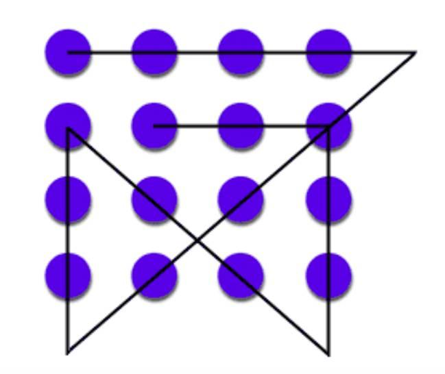 Eres capaz de unir los puntos y resolver el rompecabezas? - AS.com