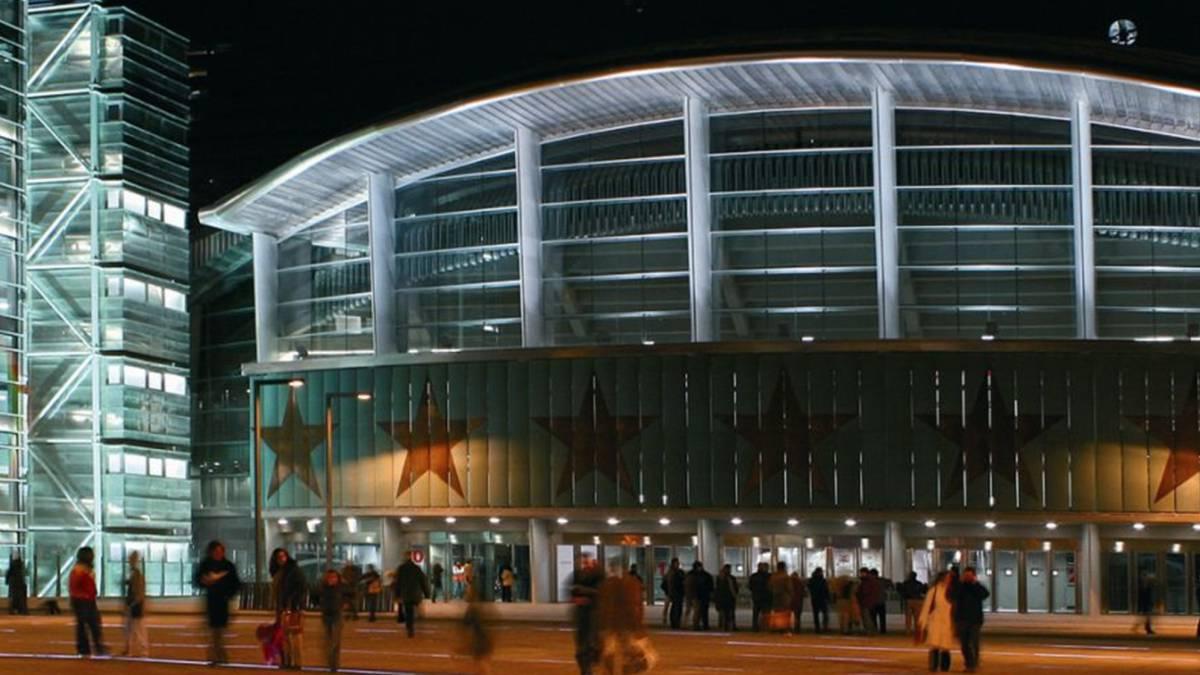 El palacio de los deportes ahora se llama wizink center - Pabellon de deportes madrid ...