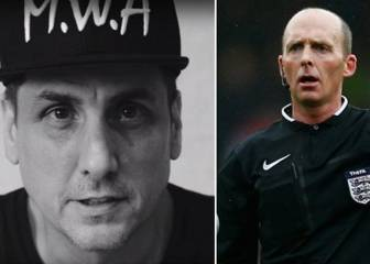 Kanye West's producer Mike Dean takes referee's abuse