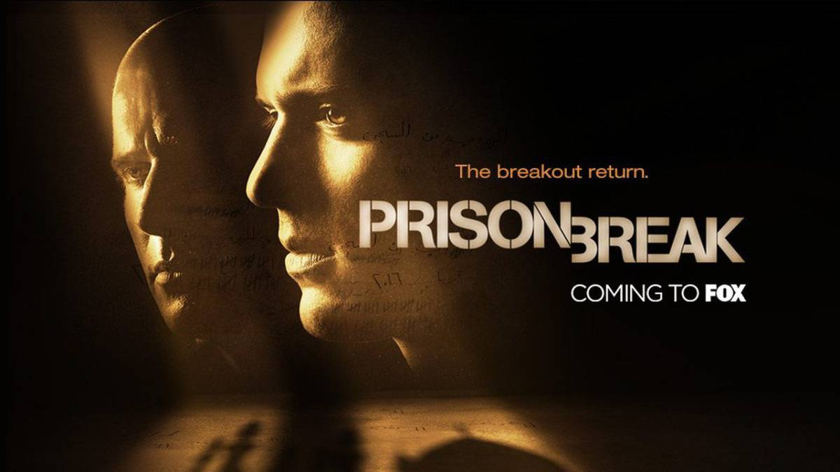 Prison Break vuelve con Wenworth Miller y Dominic Purcell el 4 de abril a FOX