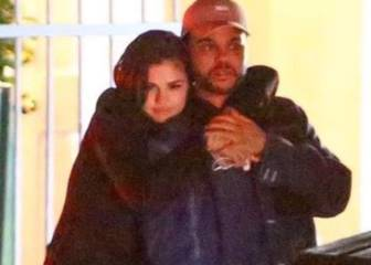 Selena Gómez y Abel (The Weeknd), pillados besándose