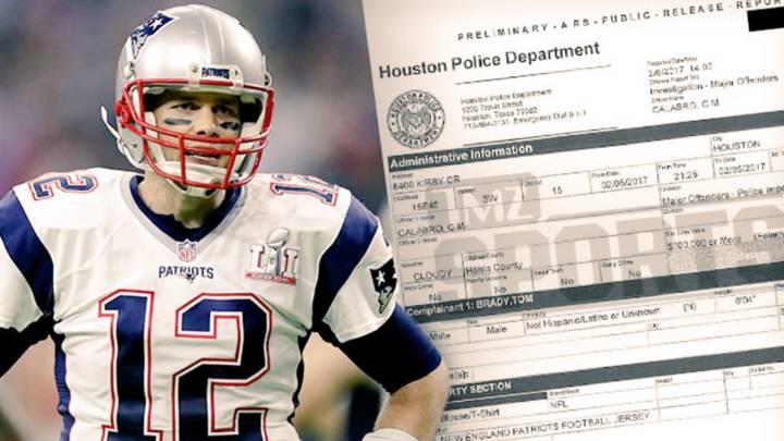 El valor estimado de la camiseta robada de Tom Brady y sus ...