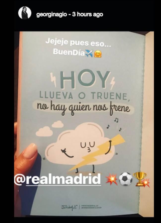 La Final de Champions de las WAGs del Real Madrid y la Juve
