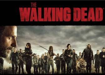The Walking Dead lanza el tráiler de su temporada 8