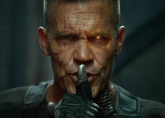 Josh Brolin ya luce como Cable para Deadpool 2
