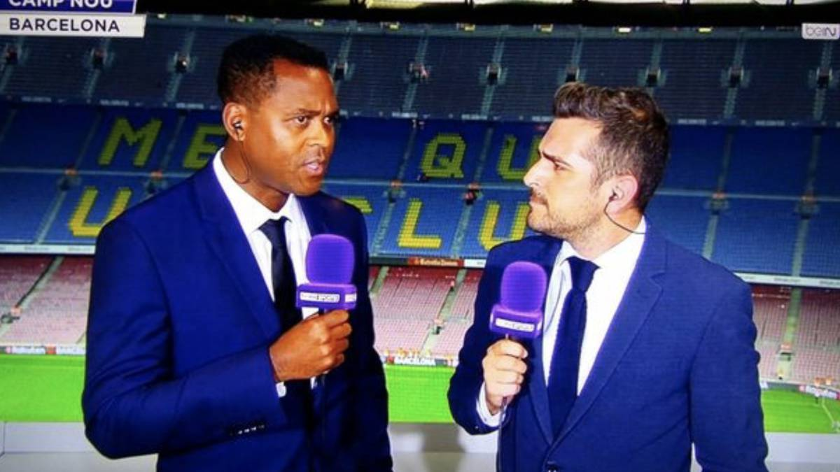 "Angry Betis fans vent fury at ""biased"" Kluivert's commentary"
