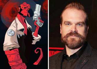 Revelan el aspecto de David Harbour como