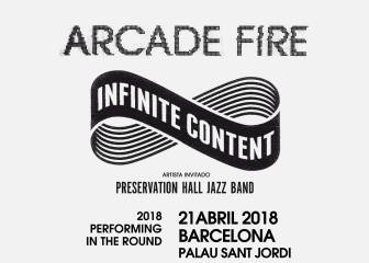 "Arcade Fire presenta ""Everything Now"" en abril en Madrid y Barcelona"
