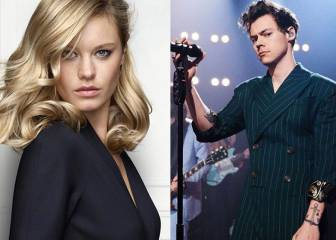 Harry Styles, enamorado de un ángel de Victoria's Secret